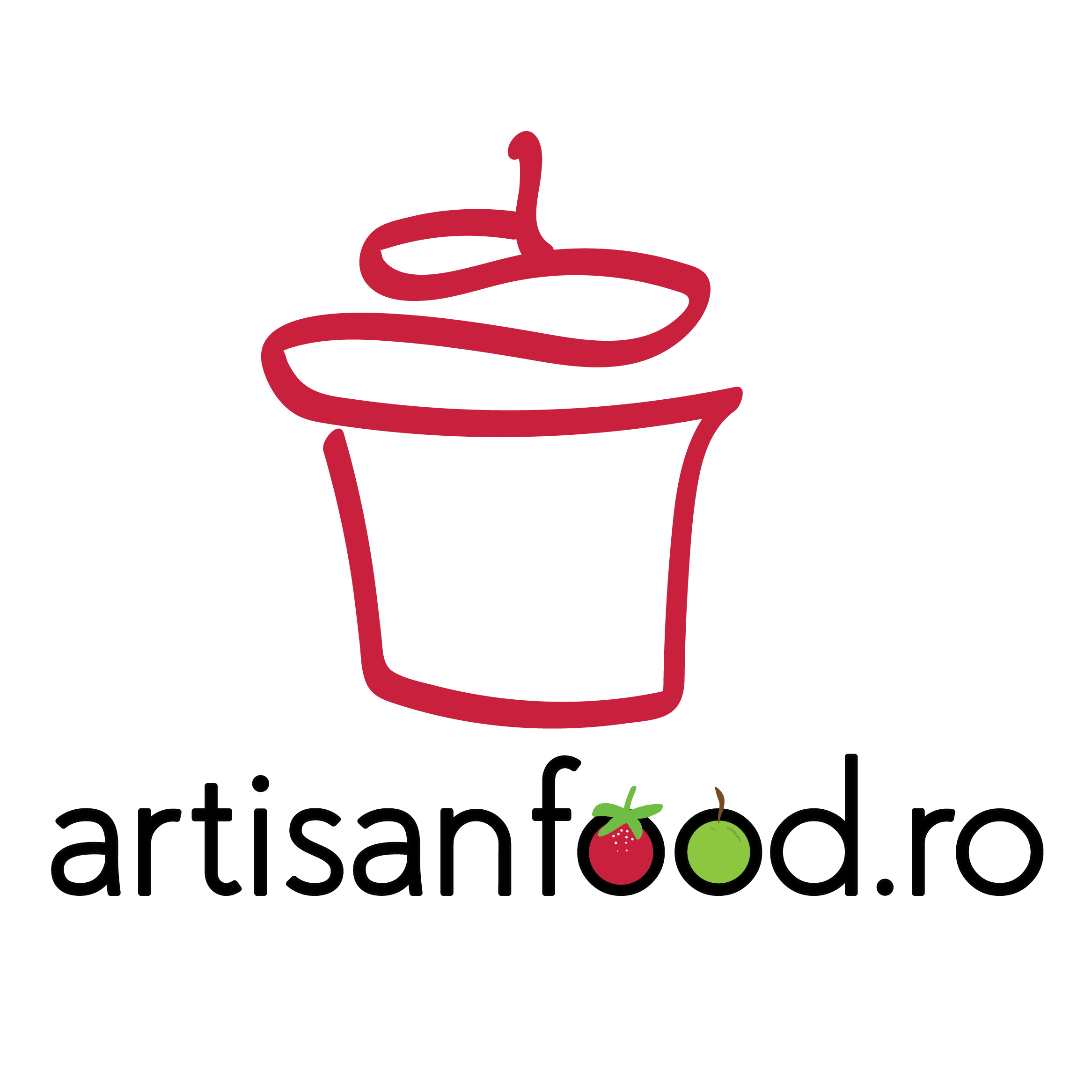 artisanfood logo color